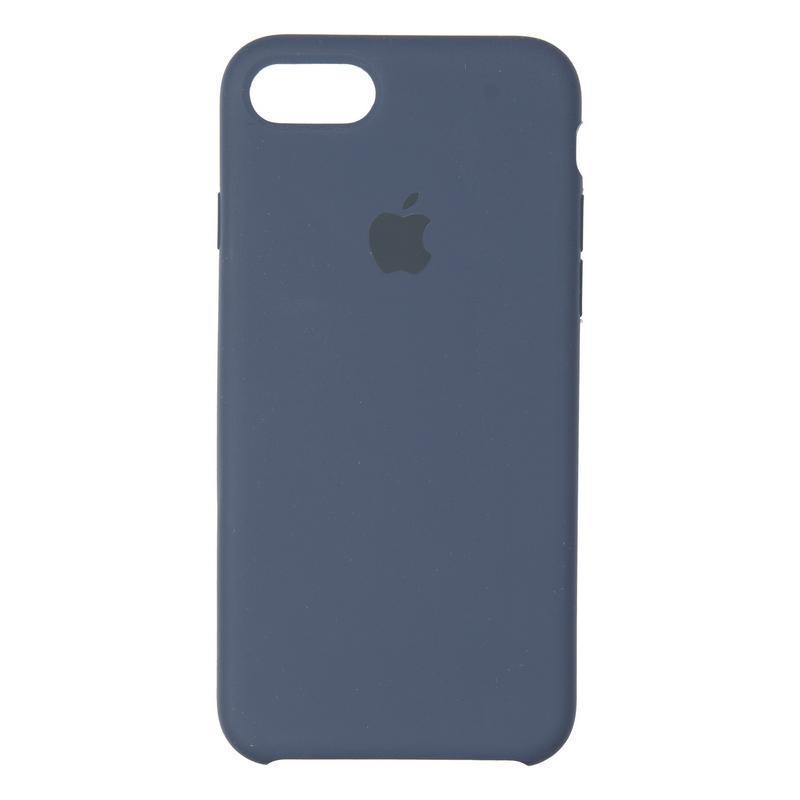 Чехол Original 99% Soft Matte Case for iPhone 6 Plus/6s Plus Midnight Blue