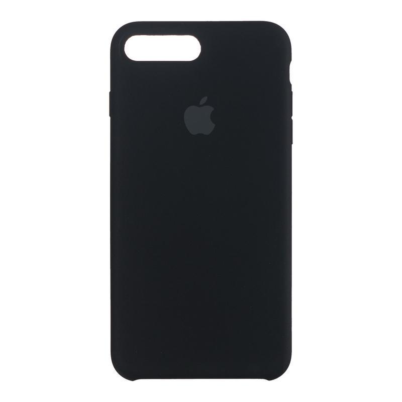 Чехол Original 99% Soft Matte Case for iPhone 7 Plus/8 Plus Black