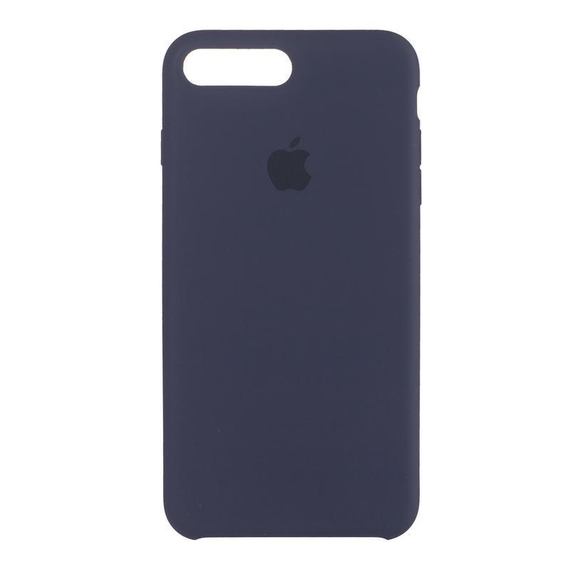 Чехол Original 99% Soft Matte Case for iPhone 7 Plus/8 Plus Midnight Blue