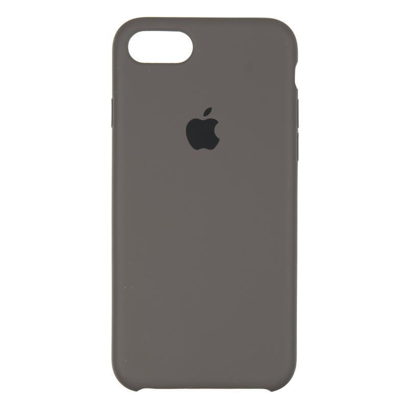 Чехол Original 99% Soft Matte Case for iPhone 7/8 Cocoa