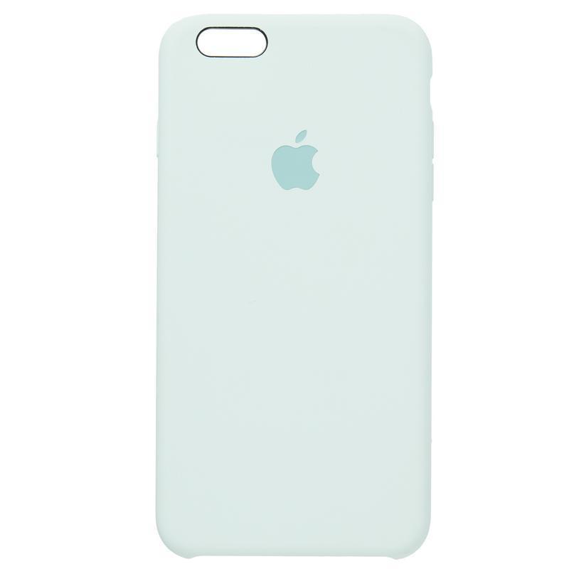 Чехол Original 99% Soft Matte Case for iPhone 6 Turquoise