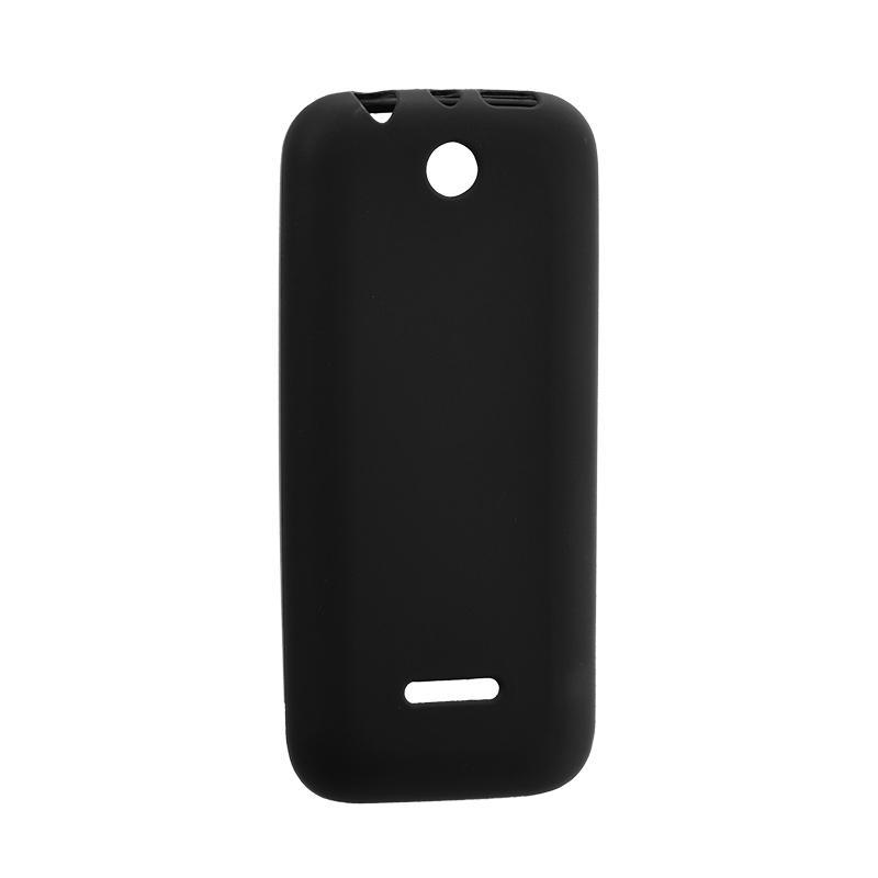 Чехол Original Silicon Case Nokia 7 Black