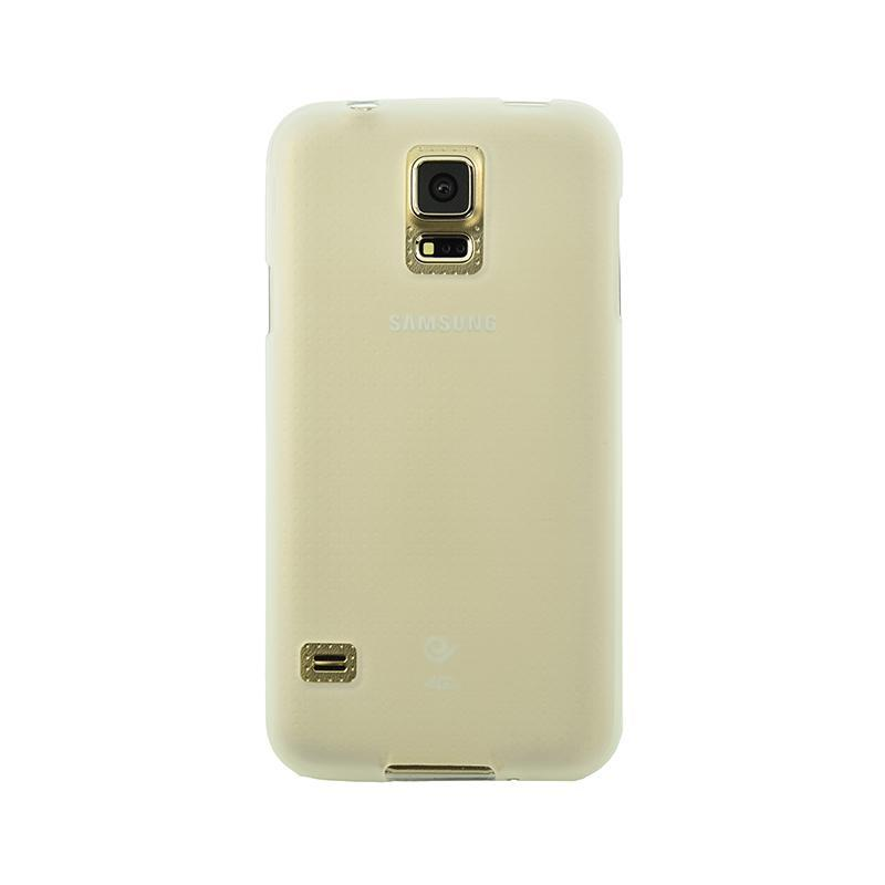 Чехол Original Silicon Case Samsung A530 (A8-2018) White