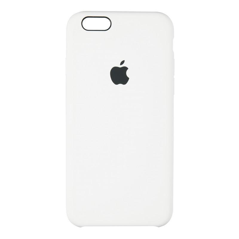 Чехол Original 99% Soft Matte Case for iPhone 6 White