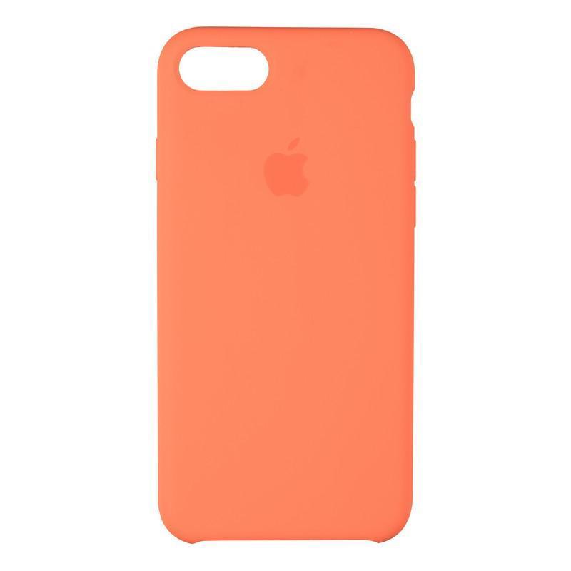 Чехол Original 99% Soft Matte Case for iPhone 7/8 Orange