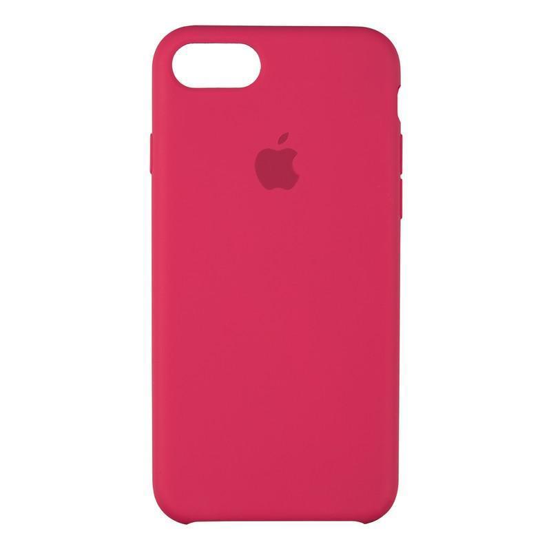 Чехол Original 99% Soft Matte Case for iPhone 7 Plus/8 Plus Rose Red