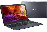 Ноутбук 15' Asus X543UB-DM981 Star Grey 15.6' глянцевый LED HD (1920x1080), Intel Pentium 4417U 2.3GHz, RAM 4Gb, HDD 500Gb, nVidia GeForce MX110 2Gb,