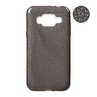 Чехол Remax Glitter Silicon Case Samsung J250 (J2-2018) Black
