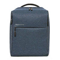 Рюкзак для ноутбука Xiaomi Mi minimalist urban Backpack Dark Blue