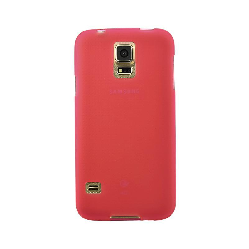 Чехол Original Silicon Case Samsung J600 (J6-2018) Red