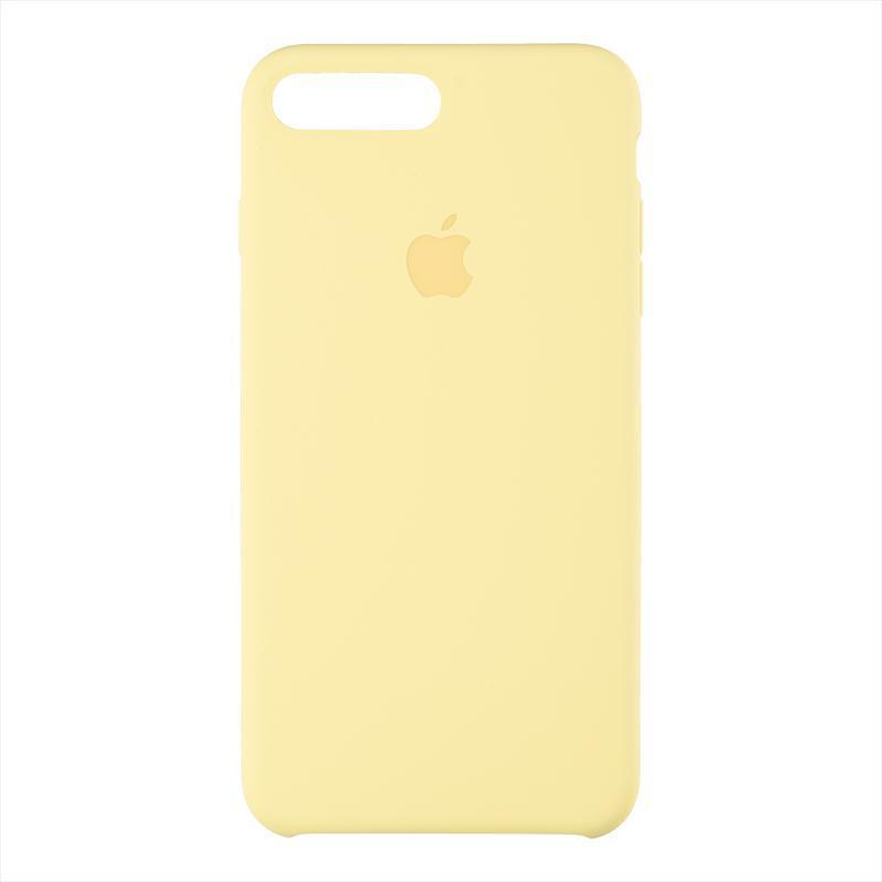 Чехол Original 99% Soft Matte Case for iPhone 7/8 Pollen Yellow