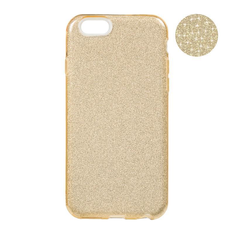 Чехол Remax Glitter Silicon Case Xiaomi Redmi 5 Plus Gold