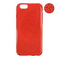 Чехол Remax Glitter Silicon Case Xiaomi Redmi 5 Plus Red