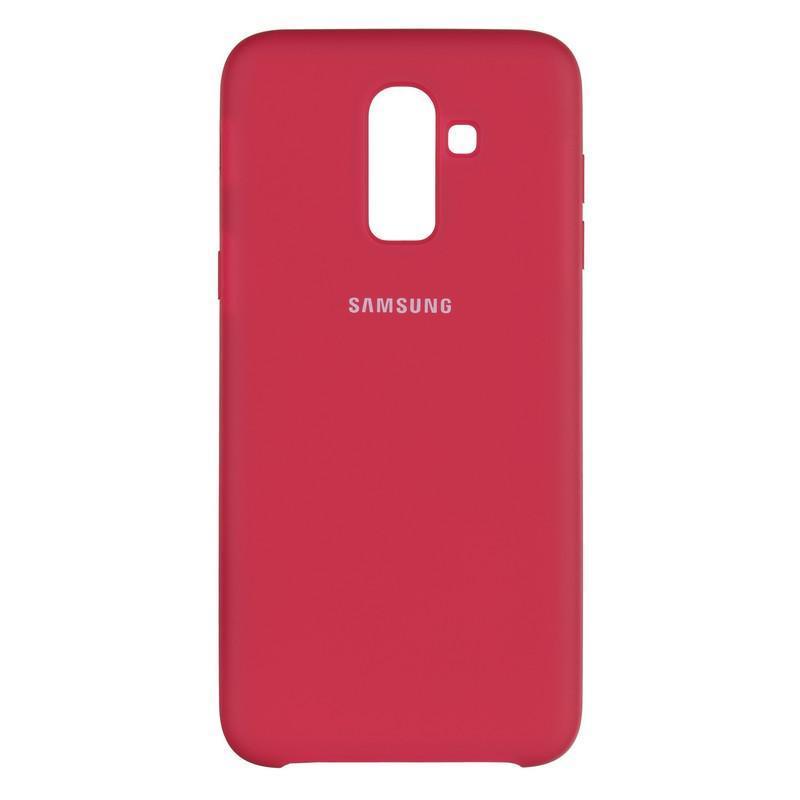 Чехол Original Soft Case Samsung J810 (J8-2018) Bordo (42)