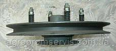 Шків муфта 54-1-4-8 похилої камери комбайна СК-5 НИВА (в зборі), фото 2