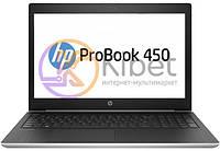 Ноутбук 15' HP ProBook 450 G5 (4QW12ES) Black 15,6'' матовый LED FullHD (1920x1080), Intel Core i3-8130U 2.2-3.4GHz, RAM 8Gb, SSD 256Gb, nVidia