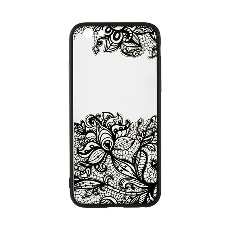 Чехол Rock Tatoo Art Case for Samsung J600 (J6-2018) Fantasy Flowers