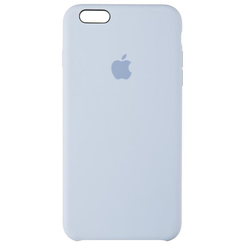 Чехол Original 99% Soft Matte Case for iPhone 6 Plus/6s Plus Lilac
