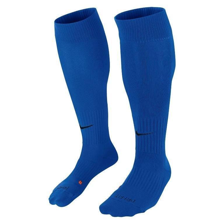 Гетры футбольные Nike Classic II Cushion SX5728-464 Синий M (38-42) (091209572092)