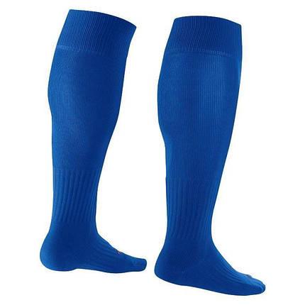 Гетры футбольные Nike Classic II Cushion SX5728-464 Синий M (38-42) (091209572092), фото 2