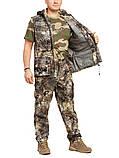 """Летний костюм-трансформер из мембранной ткани """"Атаман"""" (Степной Орёл), фото 2"""