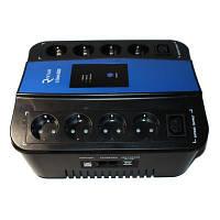 Источник бесперебойного питания Ritar U-Smart-1000 (600W) (RS628U)