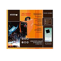 Сварочный инвертор Искра ММА-306D