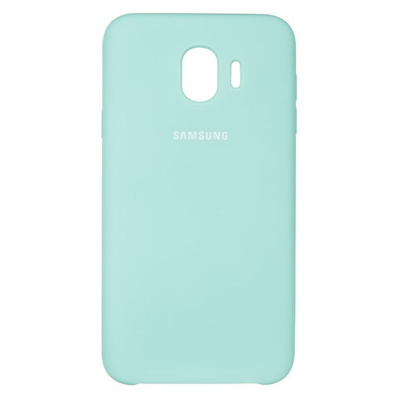 Чехол Original Soft Case Samsung J400 (J4-2018) Ocean Mint (21)