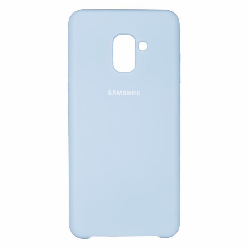 Чехол Original Soft Case Samsung A730 (A8 Plus-2018) Lilac (5)