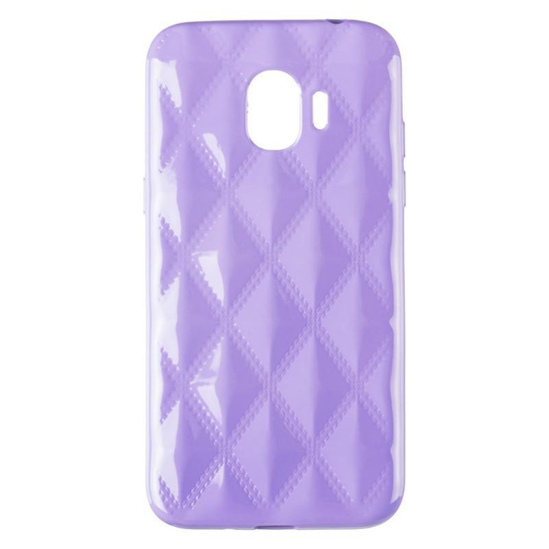Чехол Baseus Rhombus Case for Samsung J250 (J2-2018) Violet
