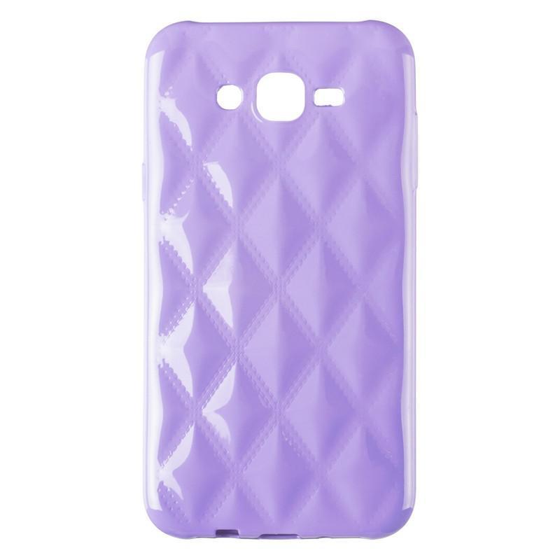 Чехол Baseus Rhombus Case for Samsung J700 (J7) Violet