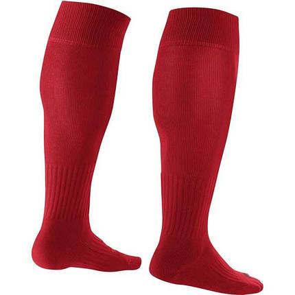 Гетры футбольные Nike Classic II Cushion SX5728-657 Красный M (38-42) (091209577851), фото 2
