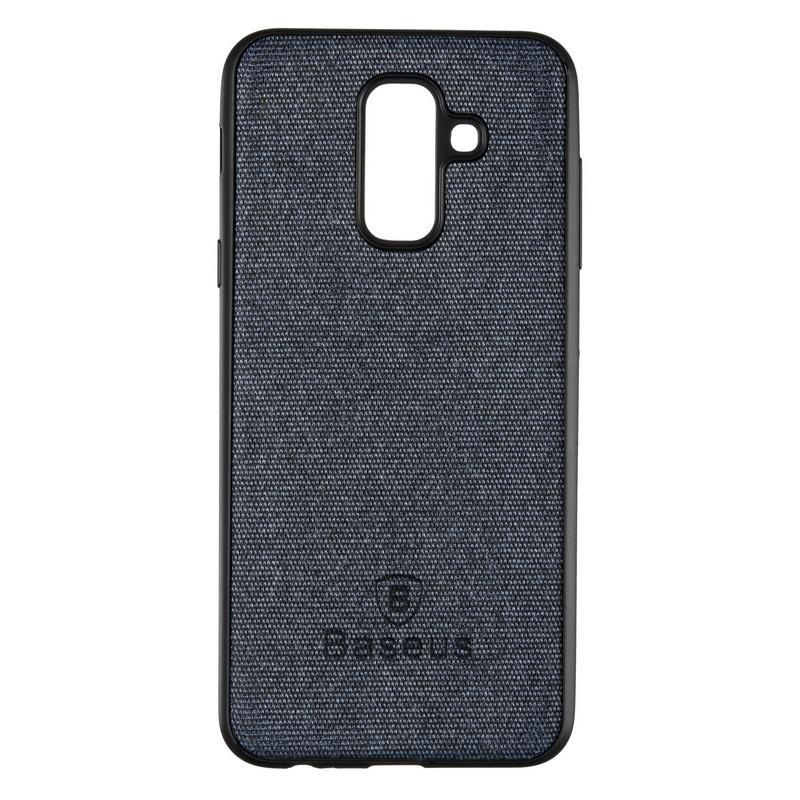 Чехол Baseus Skill Case for Samsung A605 (A6 Plus-2018) Blue