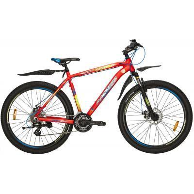 "Велосипед Premier Tsunami 27 Disc 20"" Neon Red 2018 (SP0004691)"