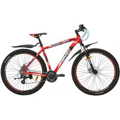 "Велосипед Premier Tsunami 29 Disc 20"" Neon Red 2018 (SP0004688)"