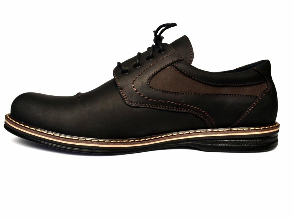 Rosso Avangard BS Winterprince Street большие черные полуботинки мужские кожаные 50 размер