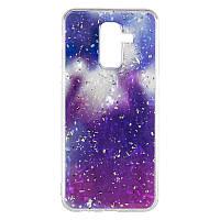 Чехол Baseus Light Stone Case for Samsung J400 (J4-2018) Violet