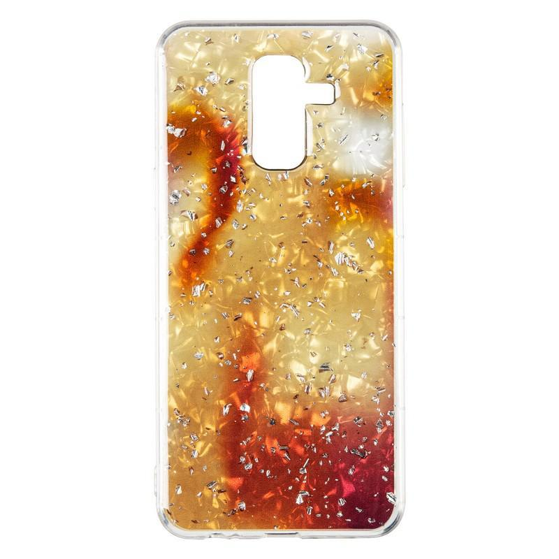 Чехол Baseus Light Stone Case for Samsung A605 (A6 Plus-2018) Gold