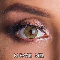 Цветные линзы ЛЮКС качество Rainbow Mirage Mel Турция