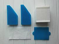 Набор фильтров для пылесоса Thomas SKY XT VESTFALIA Aqua box