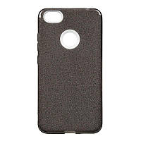 Чехол Remax Glitter Silicon Case Samsung J610 (J6 Plus) Black