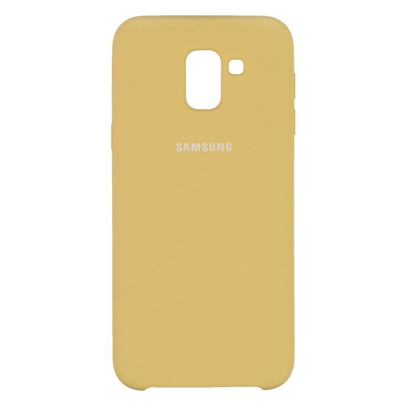 Чехол Original Soft Case Samsung J260 (J2 Core) Gold (28)