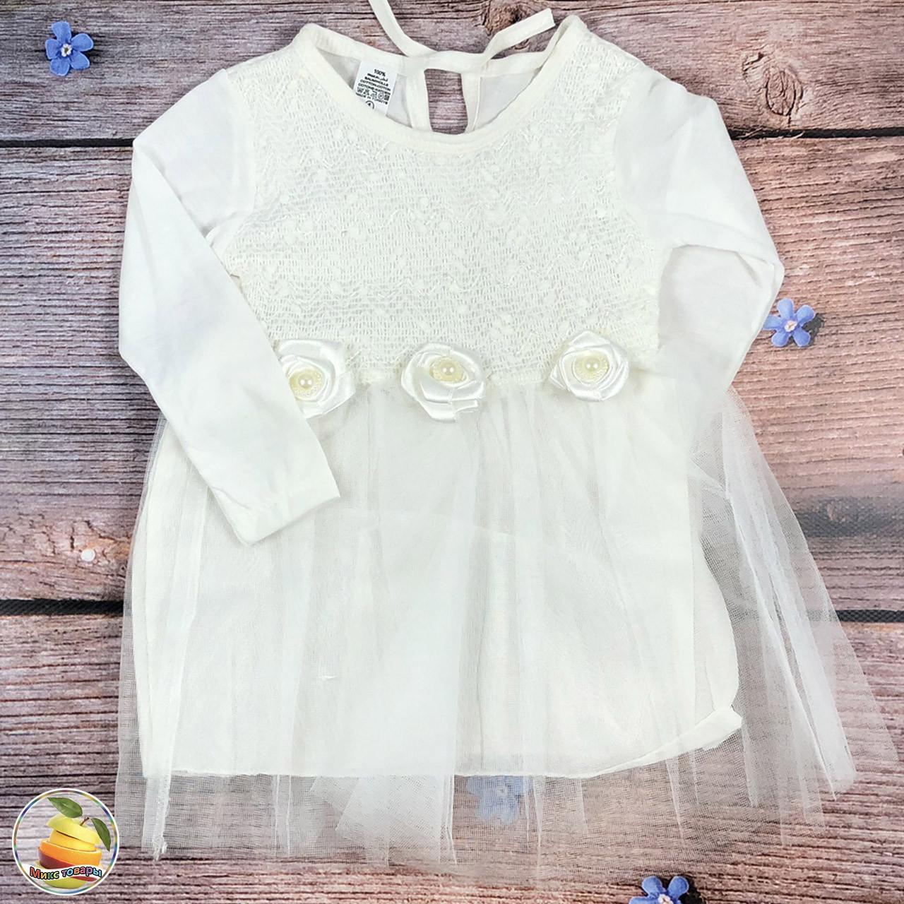 Платье для маленькой девочки Размеры: 1,2,3, года (8873)
