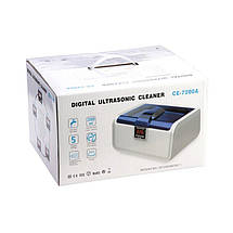 Цифровая ультразвуковая ванна Jeken CE-7200A 120 Вт 2.5 л, фото 3