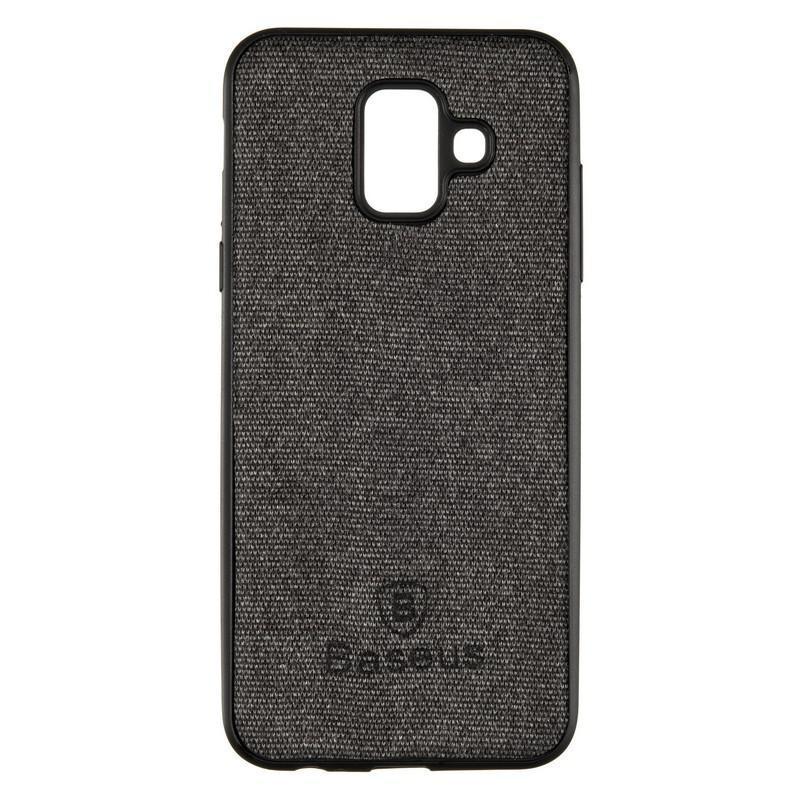 Чехол Baseus Skill Case for Samsung J610 (J6 Plus) Black