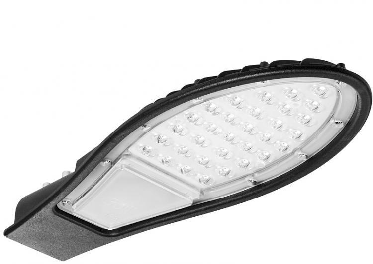Светильник уличный ORION 30W 3000Lm 5000K DELUX (Делюкс)