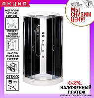 Гидромассажный бокс 80*80 см AquaStream Junior 88 LB без электроники