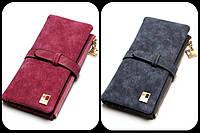 Модный женский кошелек, бумажник, фото 1