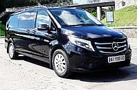 Mercedes V класс микроавтобус черный