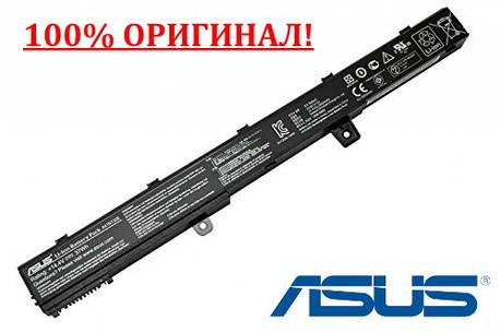 Оригинальная батарея для ноутбука Asus F551MA  - (A31N1319, A41N1308) АКБ, фото 2